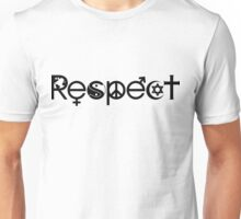 Coexist With Respect Unisex T-Shirt