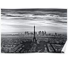 PARIS 10 Poster