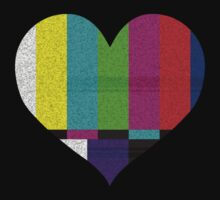 TV HEART T-Shirt