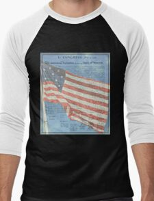 Declaration of Independence & Star-Spangled Banner T-Shirt