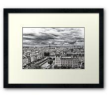 PARIS 11 Framed Print