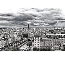 PARIS 11 Photographic Print