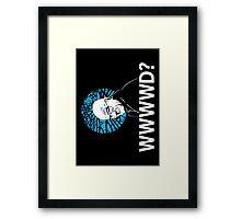 WWWWD? Framed Print