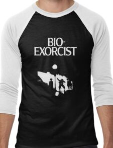 Bio-Exorcist Men's Baseball ¾ T-Shirt