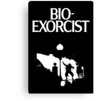 Bio-Exorcist Canvas Print