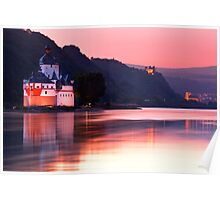 UPPER MIDDLE RHINE VALLEY 01 Poster