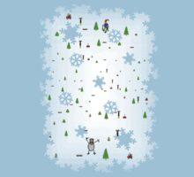 Ski Free Tribute by darqenator