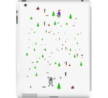 Ski Free Tribute iPad Case/Skin