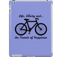 Life, Liberty and the Pursuit of Happiness iPad Case/Skin