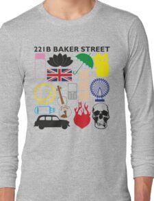 FAVOURITE SHERLOCK MOMENTS Long Sleeve T-Shirt