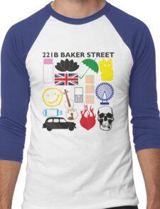 FAVOURITE SHERLOCK MOMENTS Men's Baseball ¾ T-Shirt
