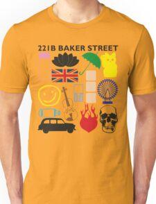 FAVOURITE SHERLOCK MOMENTS Unisex T-Shirt