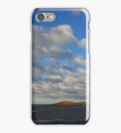 Cloudy Island iPhone Case/Skin