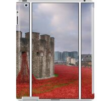 Blood Swept Lands Tryptych iPad Case/Skin