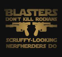 Blasters don't kill by darqenator