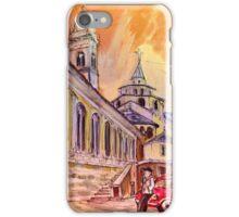 Evening Date In Bergamo iPhone Case/Skin