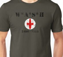 W*A*S*H 2486 - 2518 - Worn look Unisex T-Shirt