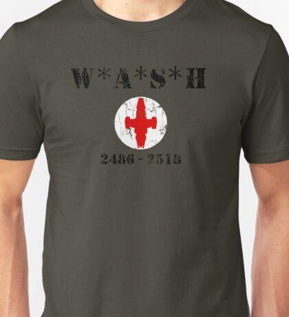 W*A*S*H 2486 - 2518 - Worn look Unisex T-Shirt