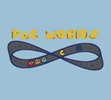 Never ending Pac Mobius by darqenator