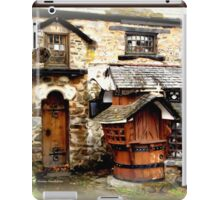 Quaint Cottage iPad Case/Skin
