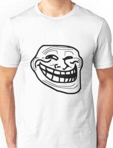 Funny trollface illustration Unisex T-Shirt