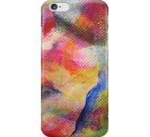 """Dreamscape No.1"" original abstract artwork by Laura Tozer iPhone Case/Skin"