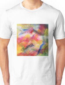 """Dreamscape No.1"" original abstract artwork by Laura Tozer Unisex T-Shirt"