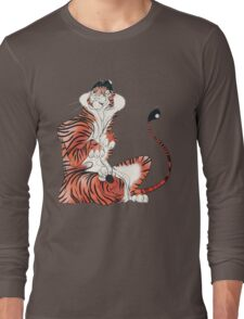 Tiger and The Cricket Long Sleeve T-Shirt