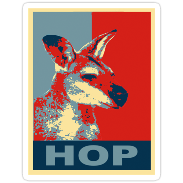 HOP - Yes He Can by Rob Price