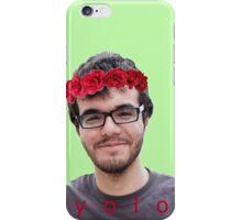 Ray Narvaez Jr iPhone Case/Skin