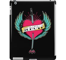 Tribute To Mother iPad Case/Skin