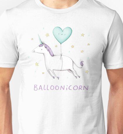 Balloonicorn Unisex T-Shirt