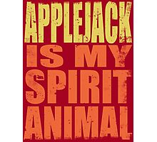 AppleJack is my Spirit Animal Photographic Print
