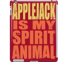 AppleJack is my Spirit Animal iPad Case/Skin