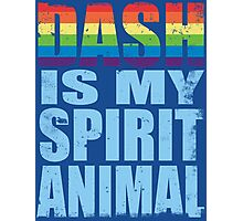 RainbowDash is my Spirit Animal Photographic Print