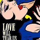 Love Vigilantes by butcherbilly