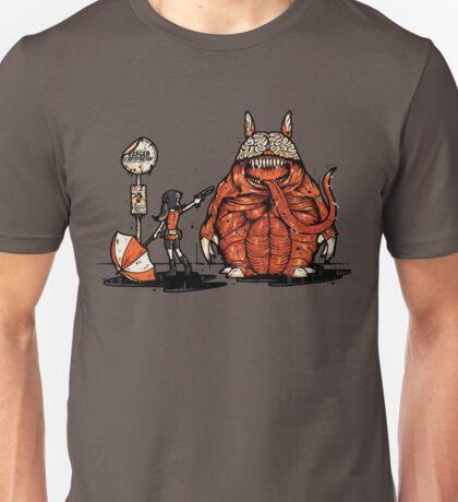 Evil Neighbor Unisex T-Shirt