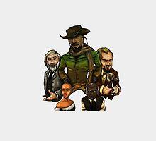 Django Unchained by Zack Kalimero