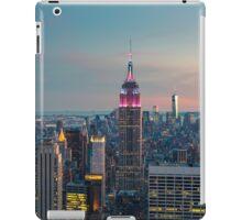NEW YORK CITY 10 iPad Case/Skin