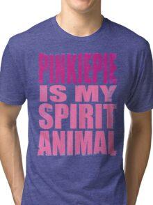 PinkiePie is my Spirit Animal Tri-blend T-Shirt