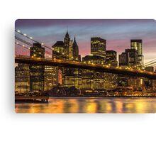 NEW YORK CITY 14 Canvas Print