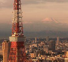 TOKYO 28 by Tom Uhlenberg