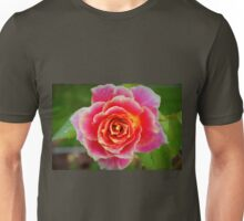 Rosy toned blends Unisex T-Shirt