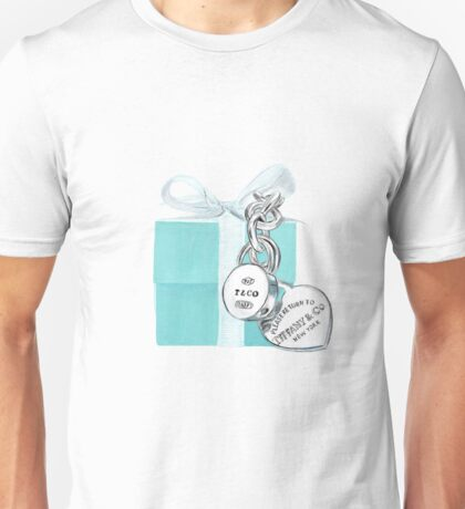 Jewellery Box Unisex T-Shirt