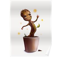Groot Poster