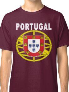 Original Portuguese National Seal Design Classic T-Shirt