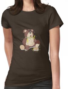 Oso goloso Womens Fitted T-Shirt