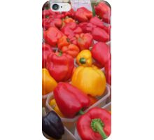Peppers iPhone Case/Skin