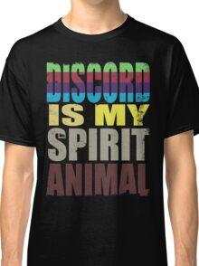 Discord is my Spirit Animal Classic T-Shirt