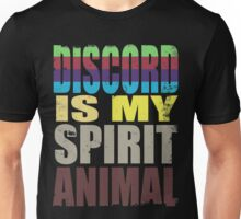 Discord is my Spirit Animal Unisex T-Shirt